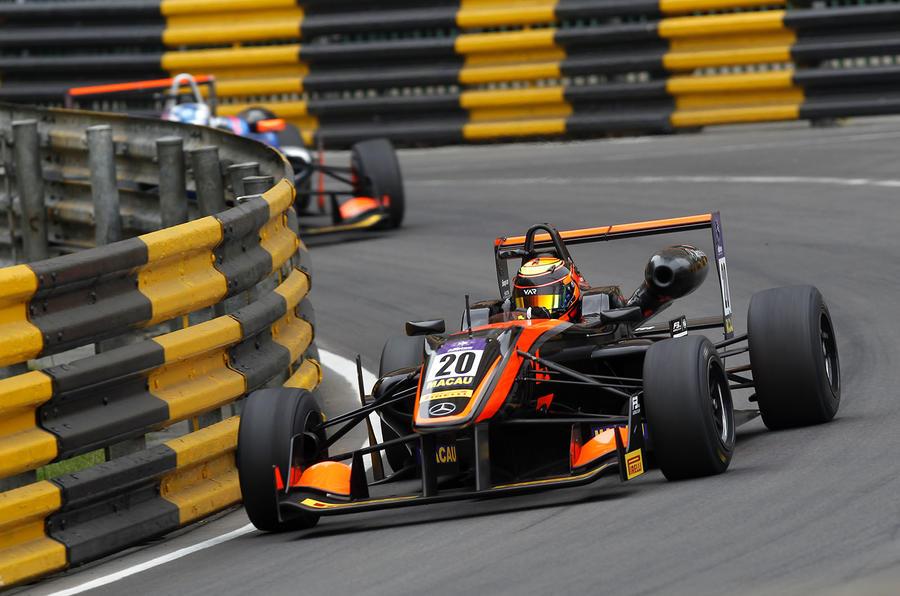 Dallara readies its road car for a November reveal
