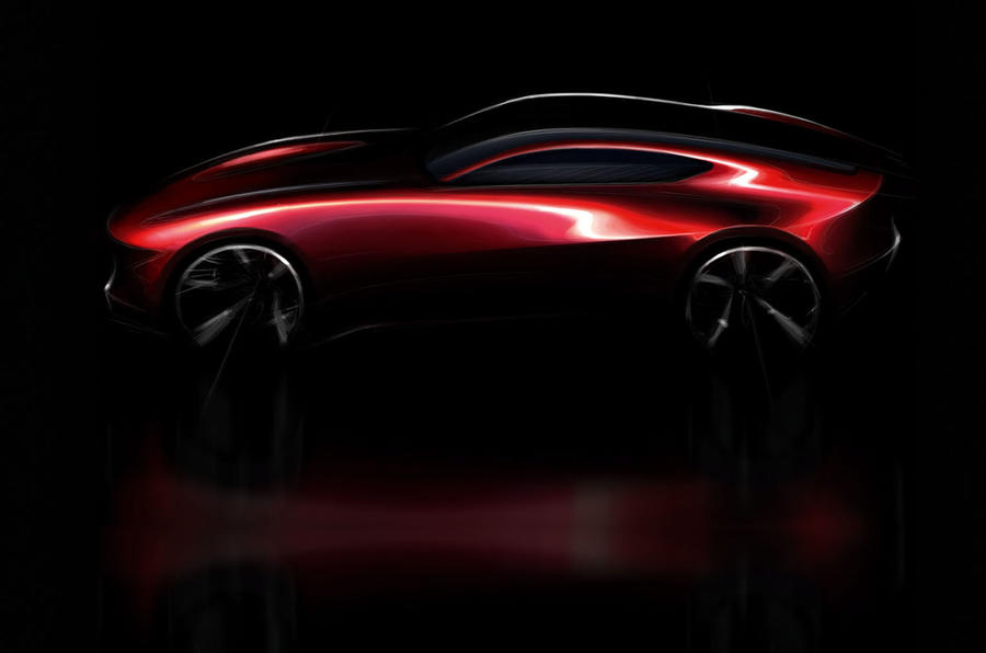 Insight: Designing the Mazda RX-9