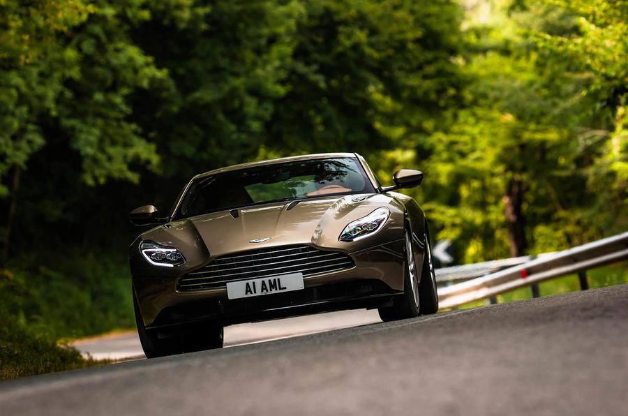 Aston Martin appoints former Ferrari innovation boss