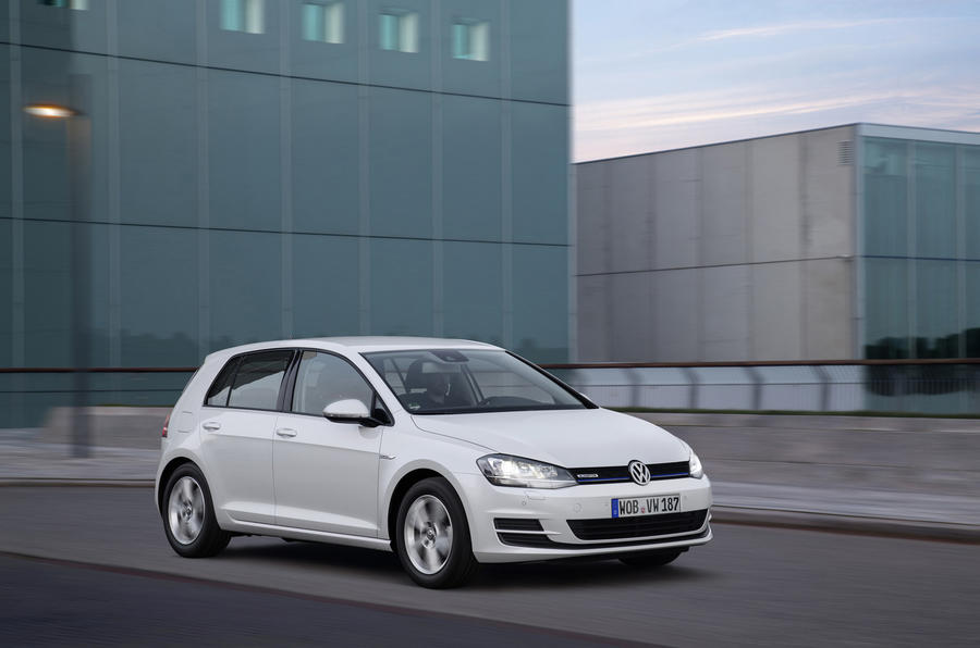 4 star Volkswagen Golf Bluemotion TSI