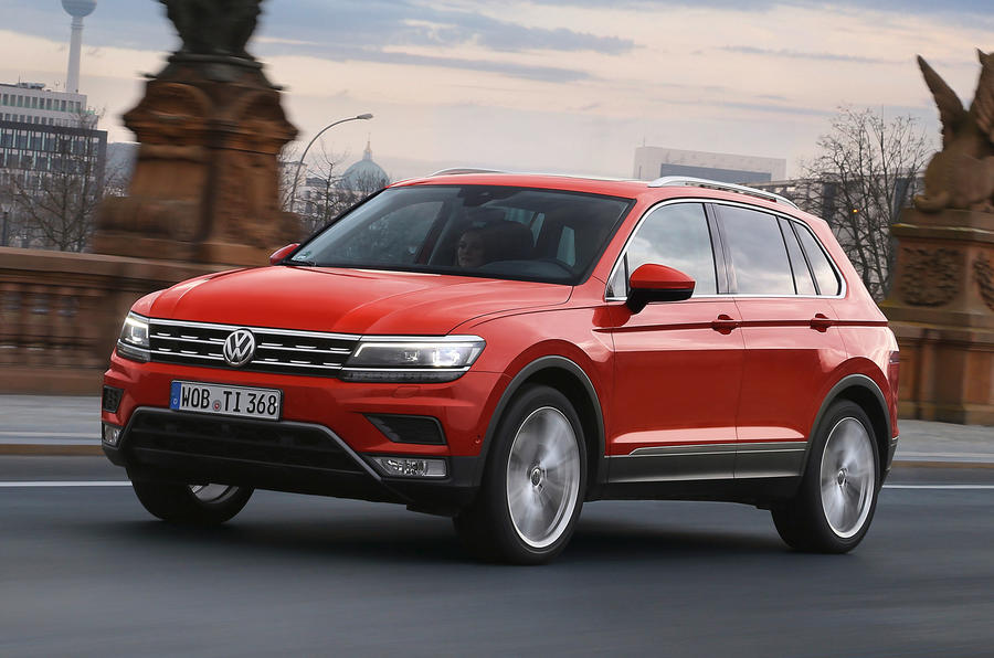 2016 Volkswagen Tiguan 2.0 TDI 150 4Motion SEL Outdoor Pack review review | Autocar
