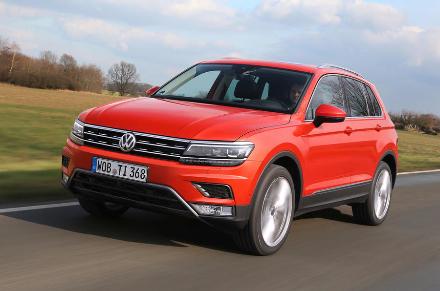 Volkswagen Tiguan and Allspace SUV: All the details | The Week UK