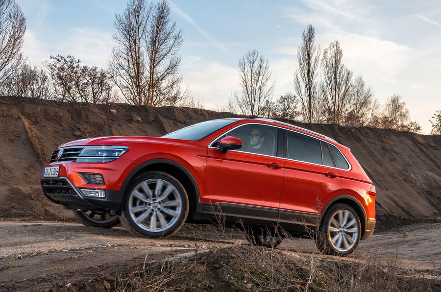volkswagen tiguan  tdi  motion sel outdoor pack review review autocar
