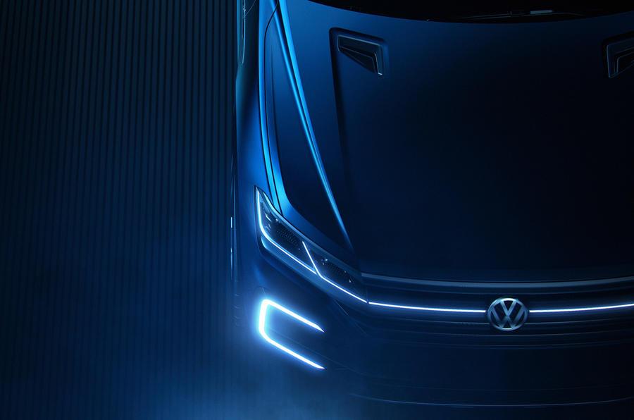Volkswagen Beijing Concept