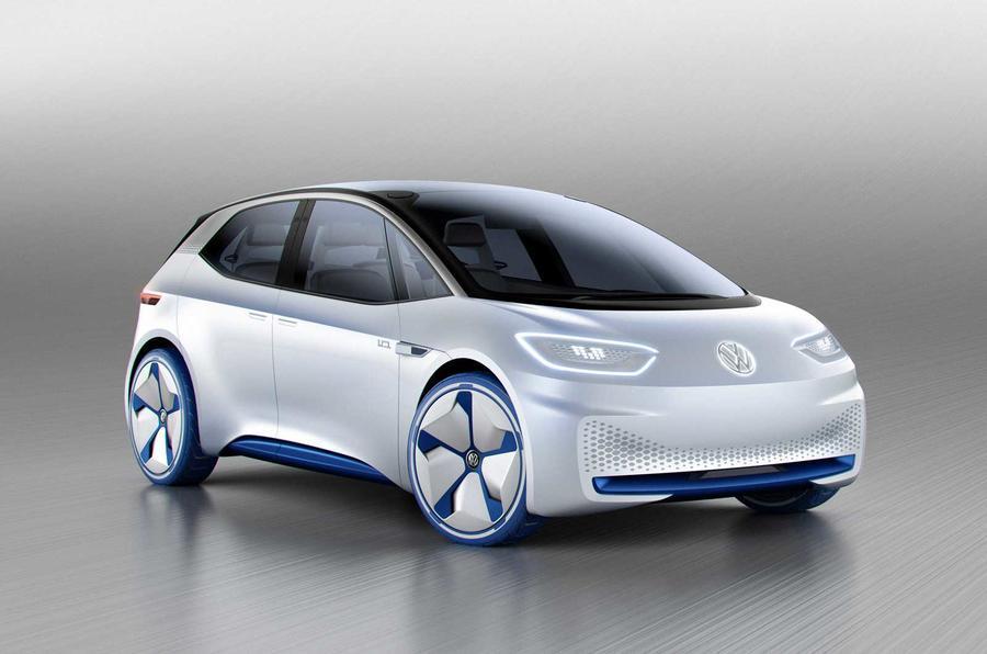 Volkswagen MEB electric car platform part of €6bn investment