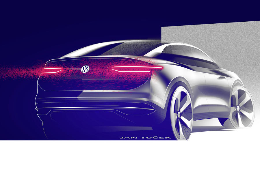 Volkswagen I.D. Crozz concept joins firm's electric line-up