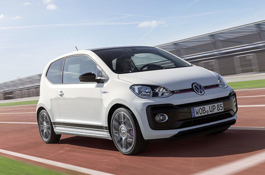 Real-world emissions test adds 16% CO2 to Volkswagen Up GTI
