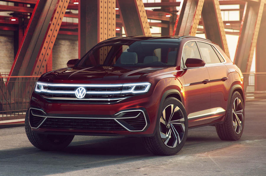 Volkswagen Atlas Sport Promises Big Things