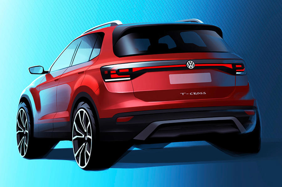 Volkswagen T-Cross to be 'safest vehicle in class'