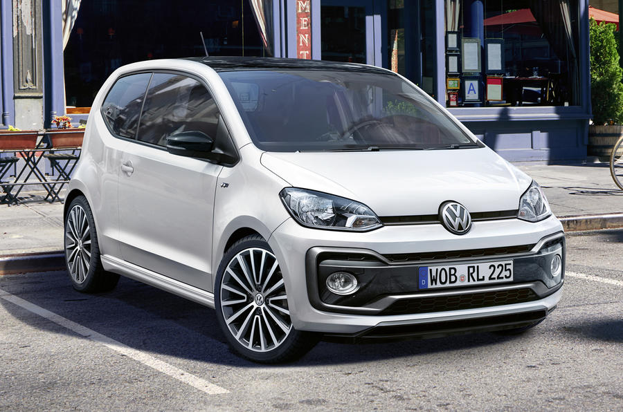 Volkswagen Reveals Up R Line Package Autocar