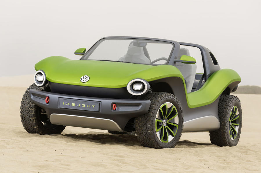 Volkswagen ID Buggy concept