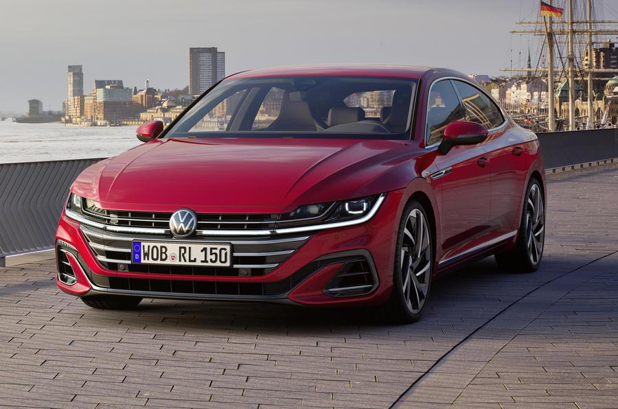 2020 Volkswagen Arteon - front