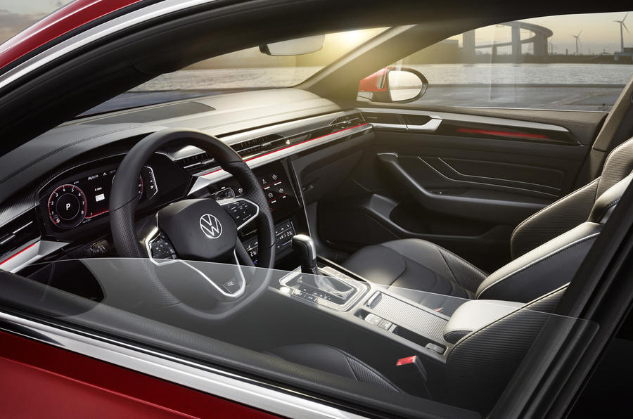 2020 Volkswagen Arteon Shooting Brake - interior