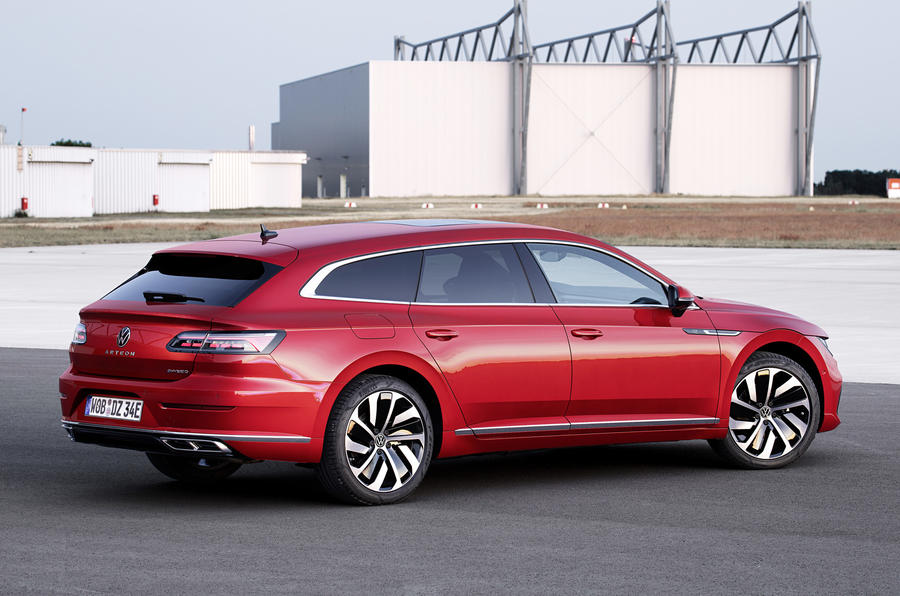 2020 Volkswagen Arteon Shooting Brake - rear