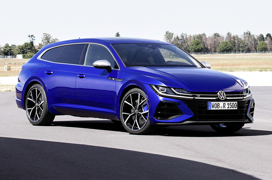 2020 Volkswagen Arteon Shooting Brake R - static front