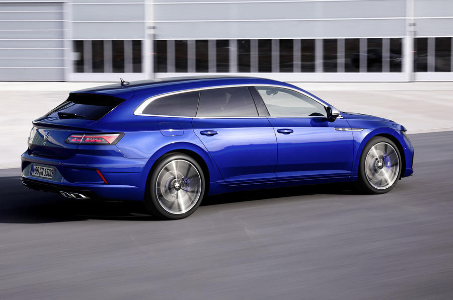 2020 Volkswagen Arteon Shooting Brake R - rear