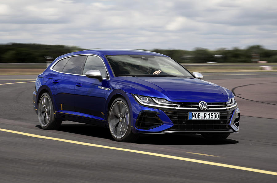 2020 Volkswagen Arteon Shooting Brake R - hero front