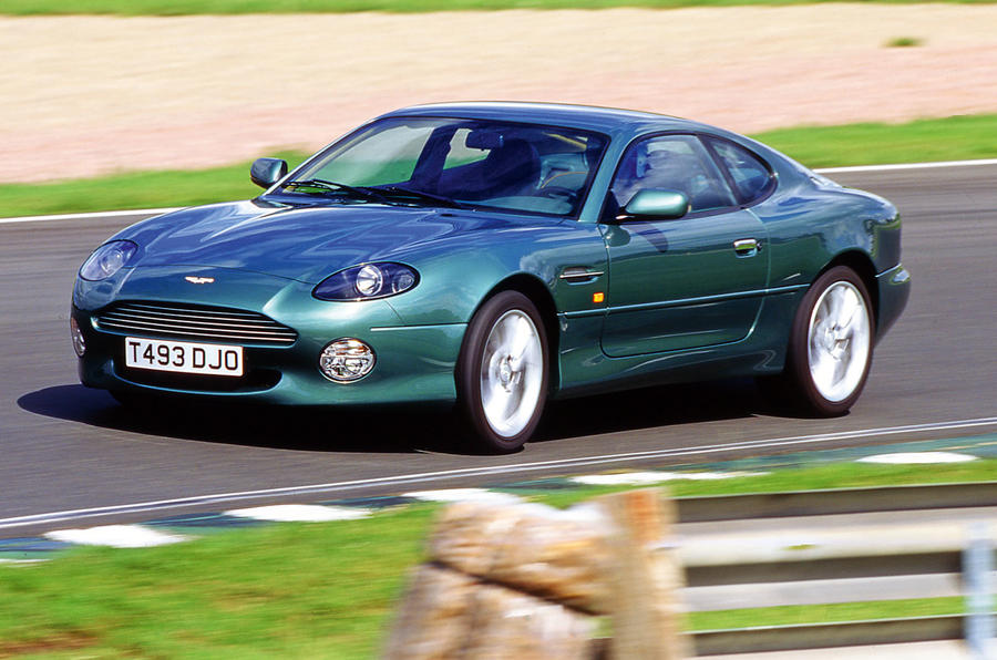 The history of the Aston Martin Vantage name