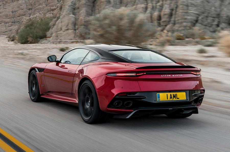The Best New Cars By Bugatti Aston Martin And Ferrari In 2018: 2018 Aston Martin DBS Superleggera Revealed As Ferrari 812