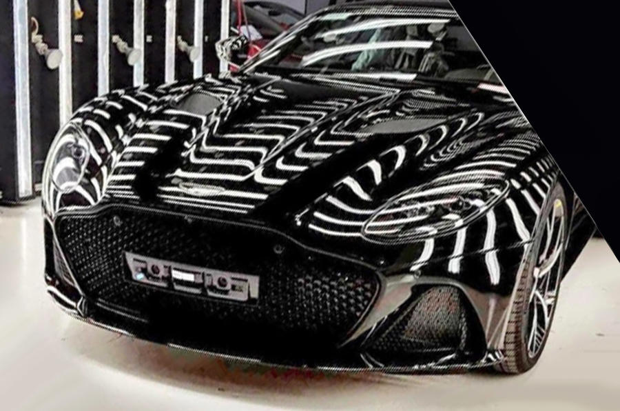 Aston Martin DBS Superleggera: styling leaks ahead of imminent reveal