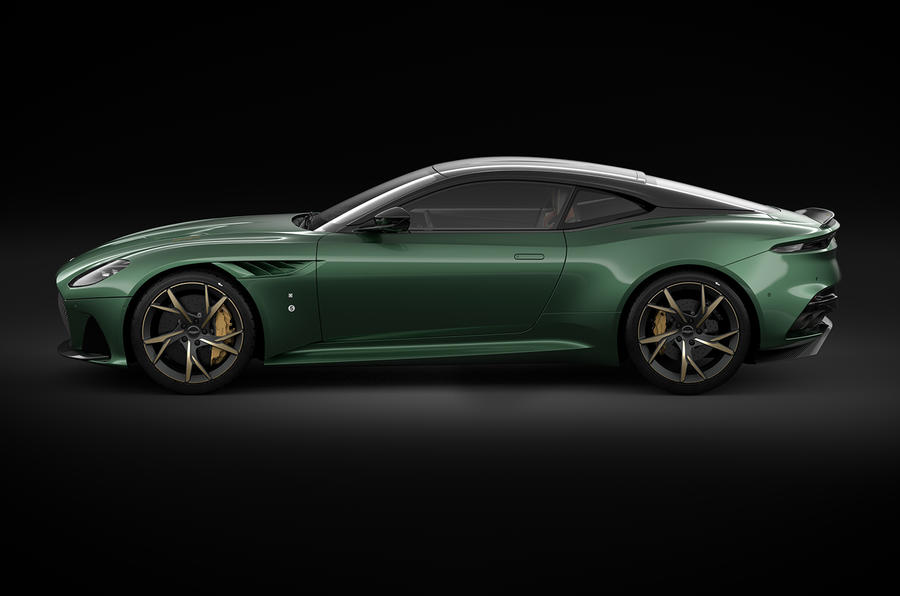 Aston Martin Launches Race Inspired Dbs 59 Special Edition