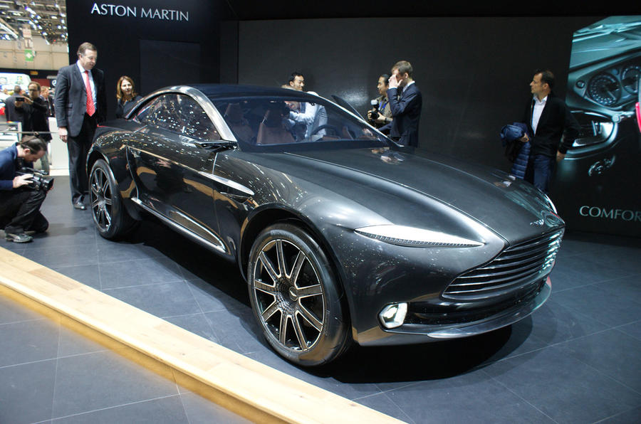 Aston Martin Varekai Name Expected For Dbx Suv Autocar
