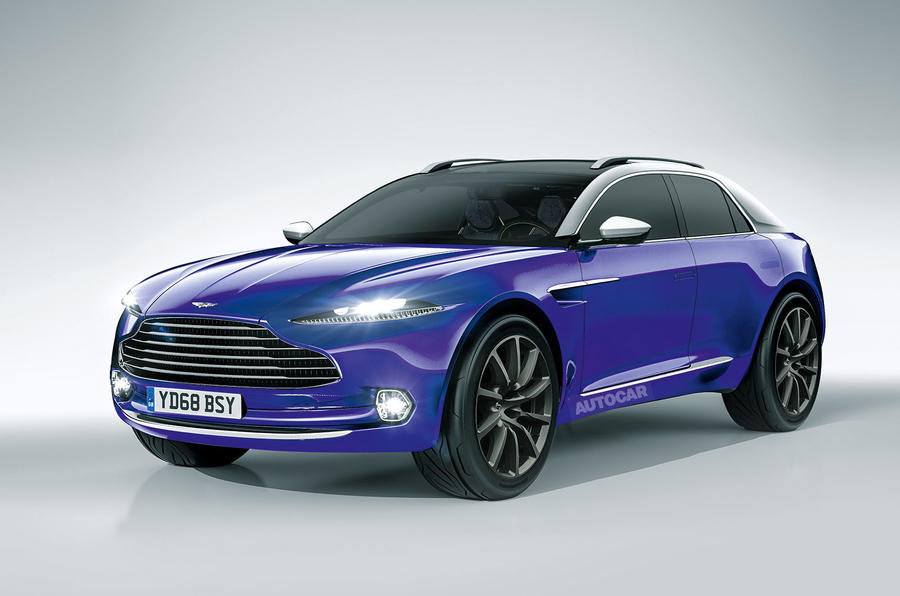 Aston Martin DBX design signed off for 2019 launch