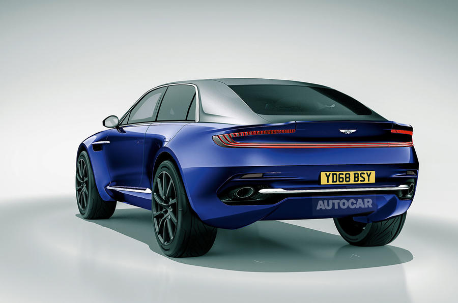 Aston Martin DBX design signed off for 2019 launch | Autocar