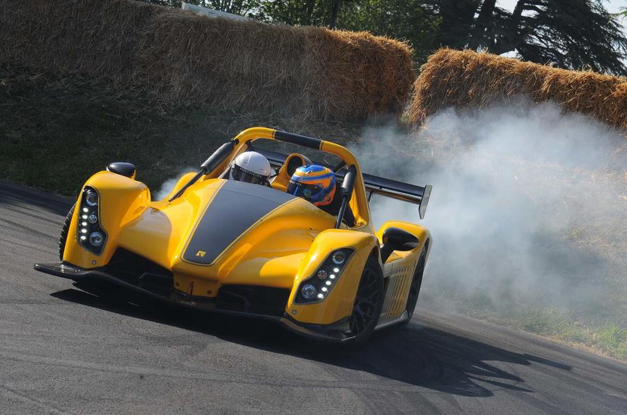 Radical Rapture at Goodwood Festival of Speed 2019