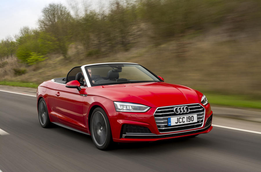 Best New Car Deals 2018 Save Over 4000 On An Audi A5 Cabriolet