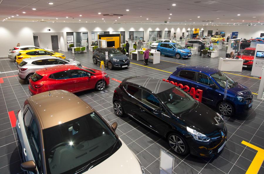Consumer car finance grows