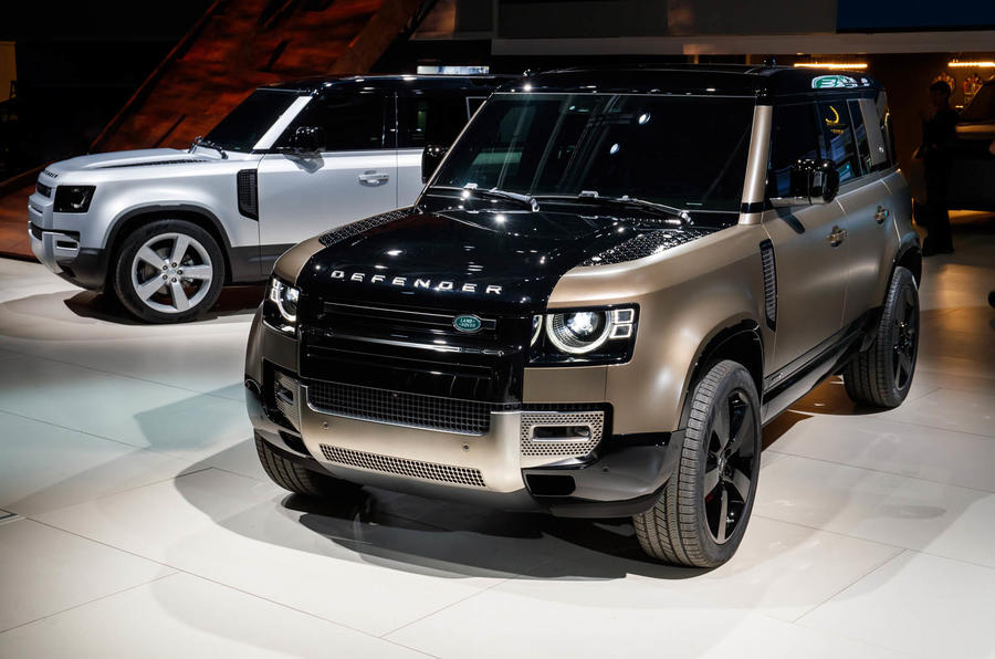 New Land Rover Defender 2020 Release Date Pictures