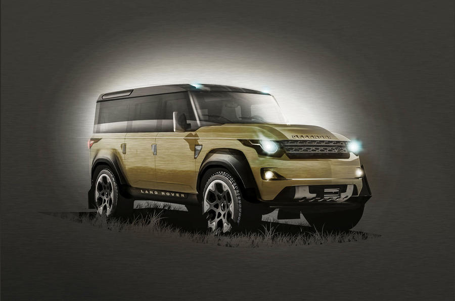What the new Land Rover Defender must beat | Autocar