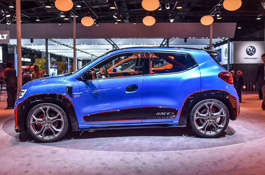 Renault Kwid Renault Sport