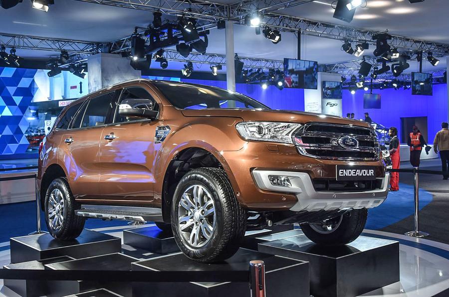 Delhi Auto Expo 2016