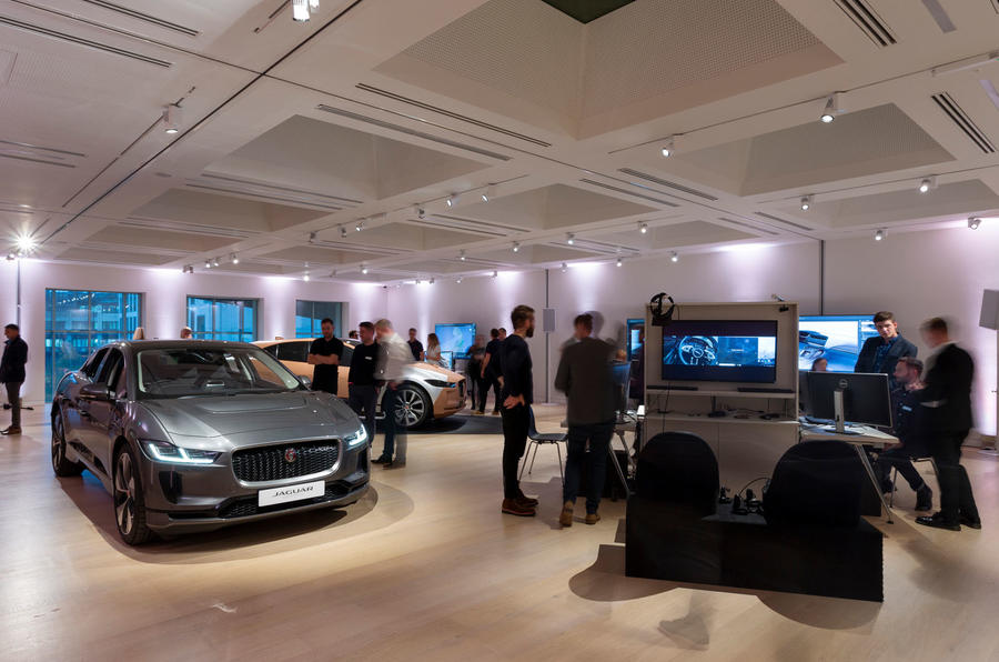 Jaguar design museum lates - lead