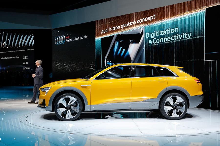 Audi h-tron concept