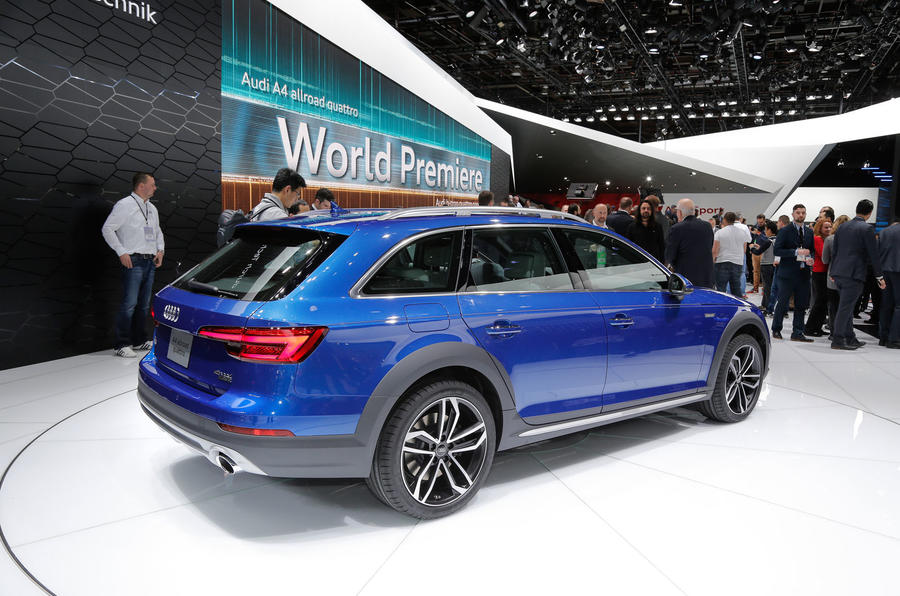 Car Engines For Sale >> New Audi A4 Allroad quattro to go on sale this summer ...