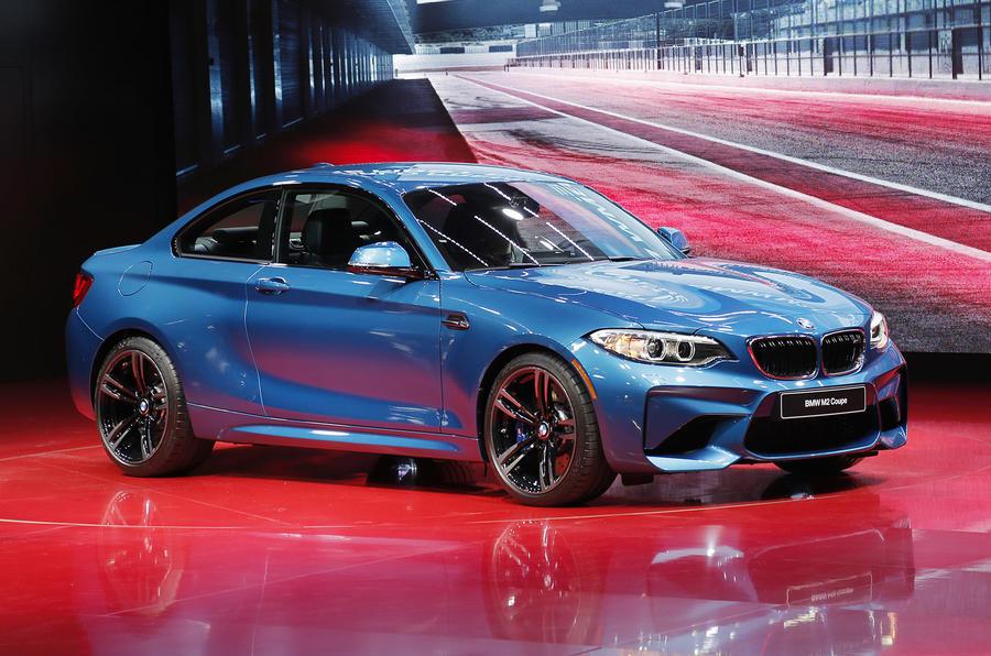 Original 2016 BMW M2 Revealed  New Video And Exclusive Studio