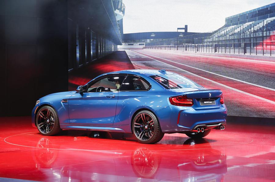 Luxury 2016 BMW M2 Revealed  New Video And Exclusive Studio