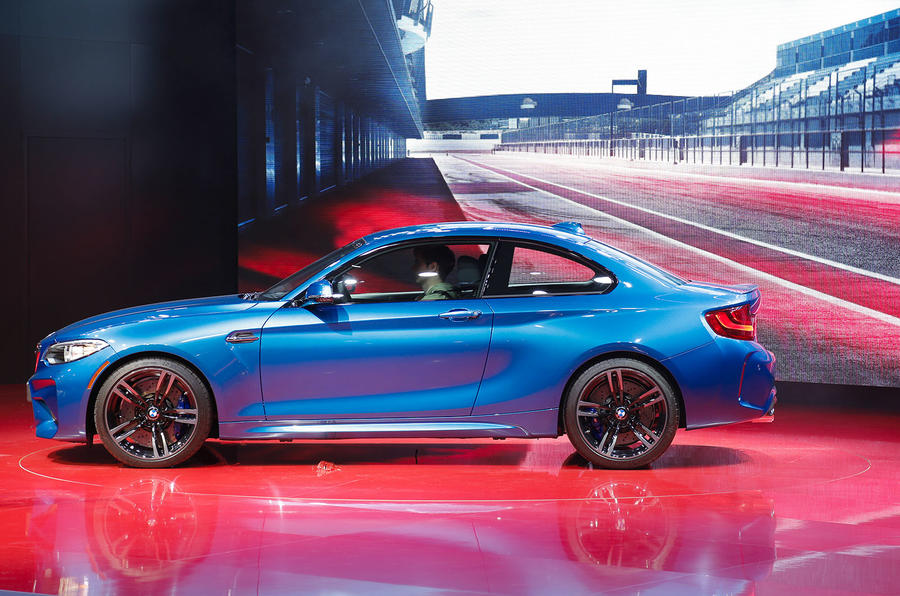 Innovative 2016 BMW M2 Revealed  New Video And Exclusive Studio
