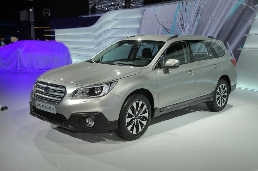 2015 Subaru Outback pricing and spec revealed - plus video ...