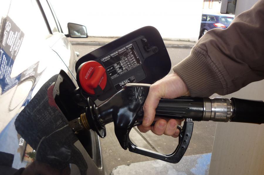Diesel pump 2017