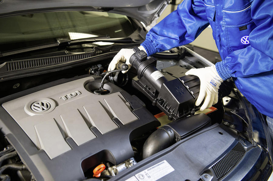 Volkswagen emissions scandal: VW to fix affected European cars by late 2017