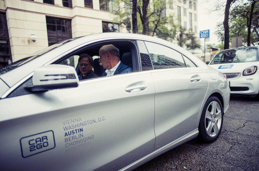 Daimler, BMW will invest 1.13 billion in mobility JV to rival Uber
