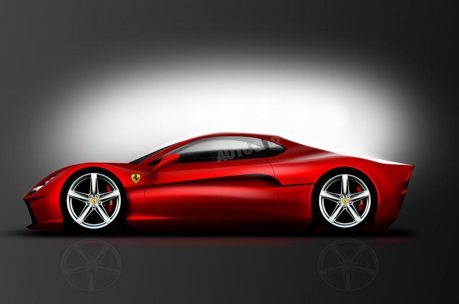 Ferrari Dino Autocar
