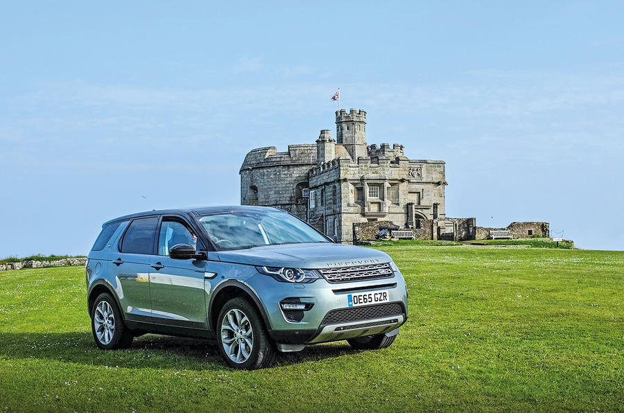 Land Rover Discovery Sport long-term test review: AdBlue top