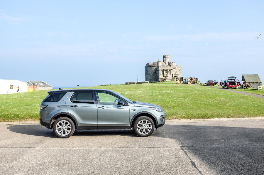Diesel Exhaust Fluid >> Land Rover Discovery Sport long-term test review: AdBlue ...