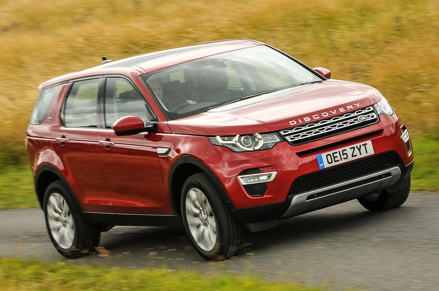 Land Rover Discovery Sport TD4 180