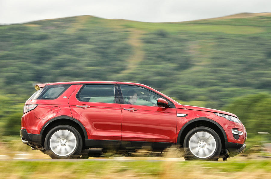 £43,000 Range Rover Discovery Sport